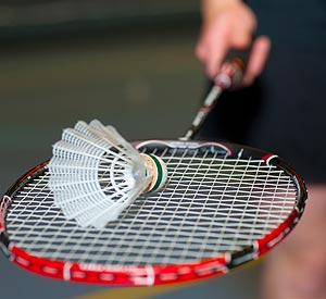 Fit 55+ badminton